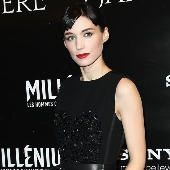 What Is Rooney Mara Wearing in Paris?
