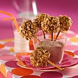 Brown-Sugar Lollipops