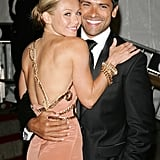 Kelly Ripa and Mark Consuelos, 2007