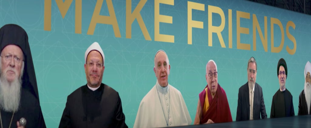 Religious Leaders Create Video for Peace