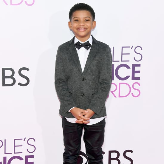 Lonnie Chavis at the 2017 People's Choice Awards