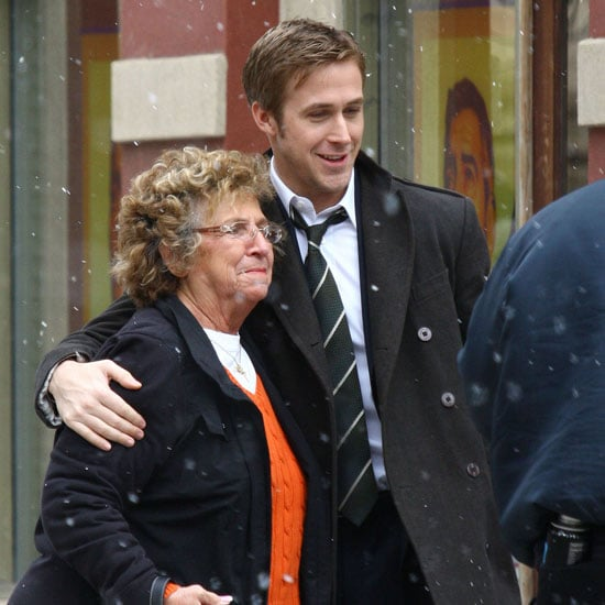 Pictures of Ryan Gosling and George Clooney on the Detroit Set of The Ides of March