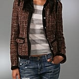 Free People Coco Tweed Jacket ($198)