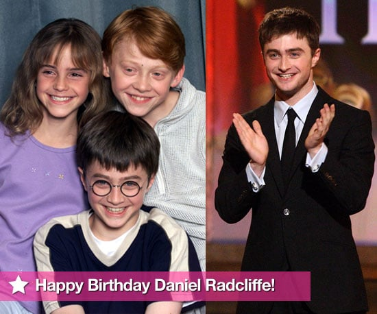 Extensive Photo Gallery of Daniel Radcliffe on His 20th Birthday