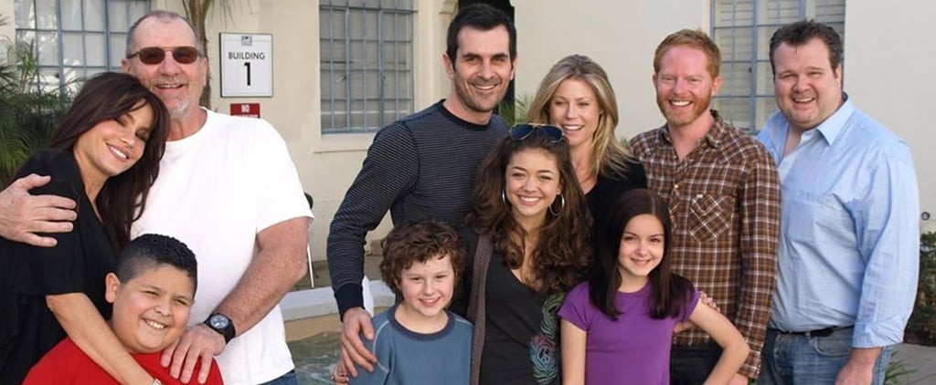 Modern Family Cast Picture 10 Years Later
