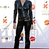 In 2010, Brooke Burke wore a Catwoman costume