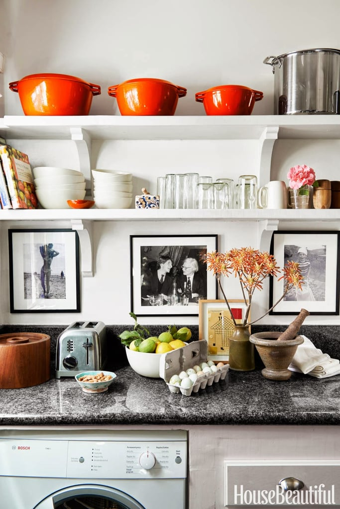 In: Open Kitchen Shelving