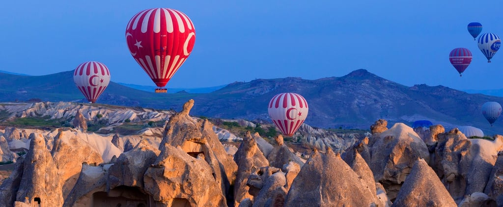 Cappadocia's Hot-Air Balloons Are a Fairy Tale Come to Life