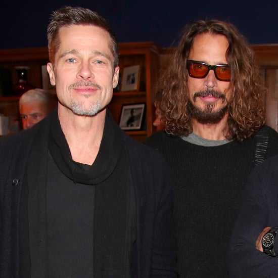 Brad Pitt Takes Chris Cornell's Kids to Universal Studios