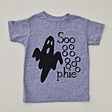 Hi Little One Phooonnetic Ghost Tee
