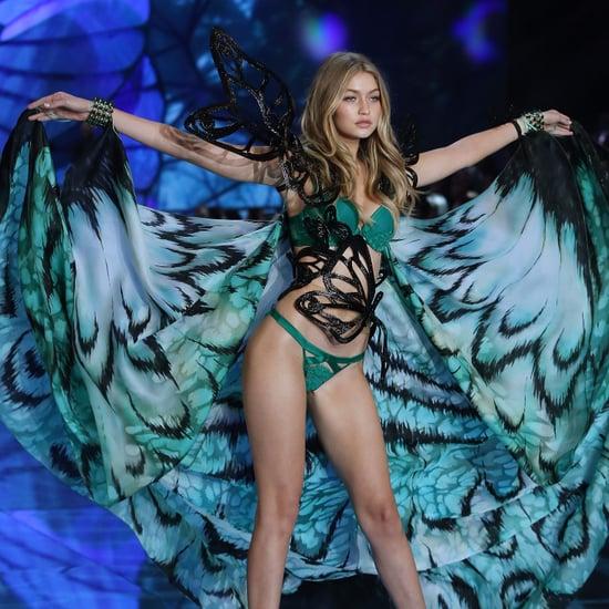 Gigi Hadid Victoria's Secret Show 2016