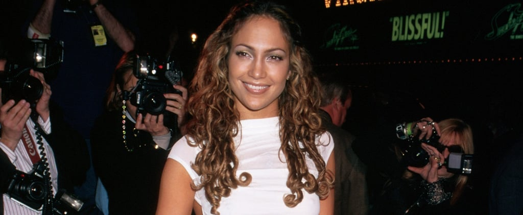 Jennifer Lopez Wearing White