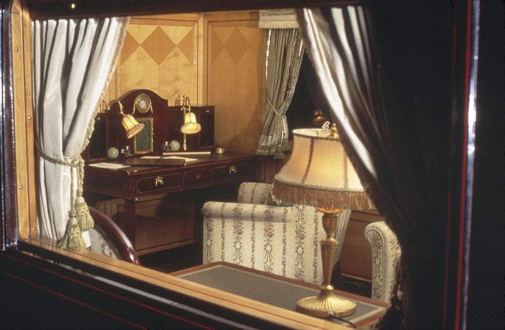 Edward VII's Lounge