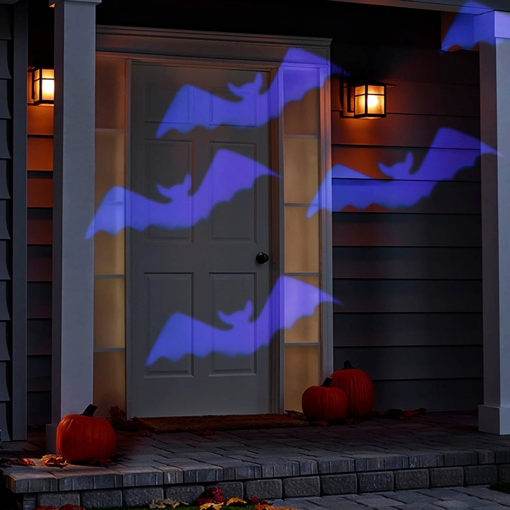 Philips Bat Halloween LED Motion Projector
