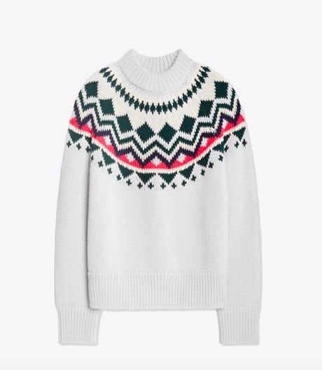 Performance Merino Fair Isle Sweater