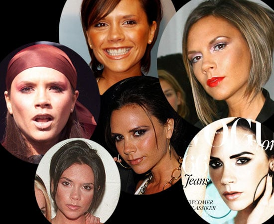 posh spice makeup. victoria beckham\u0027s hair and makeup throughout the years posh spice