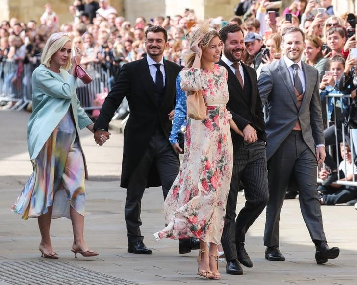 Ellie Goulding Wedding Guests 2019 Popsugar Middle East