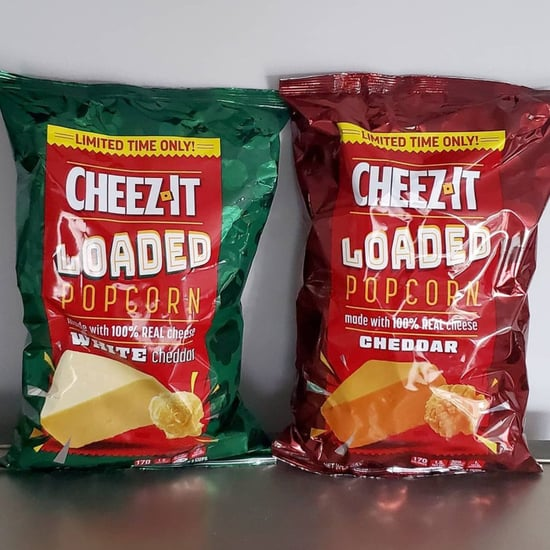 Cheez-It Loaded Popcorn