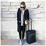 Pack Your Long Black Cardigan That Goes With Everything