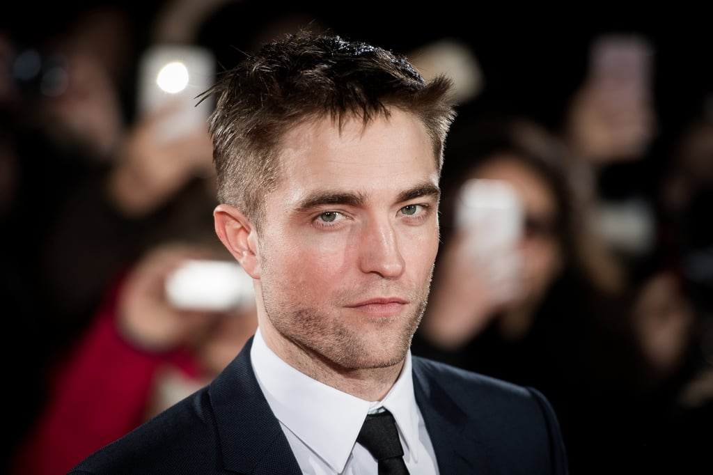 Hot Robert Pattinson Pictures 2017