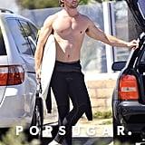 Chris Hemsworth Shirtless Pictures