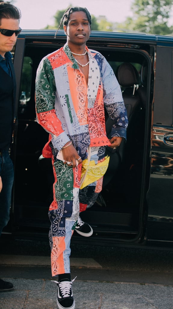 Proof That ASAP Rocky Has the Best Style