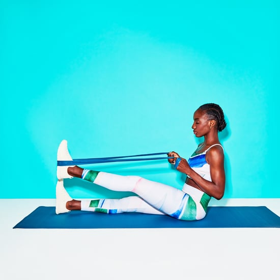 20-Minute Full-Body Resistance-Band Stretch