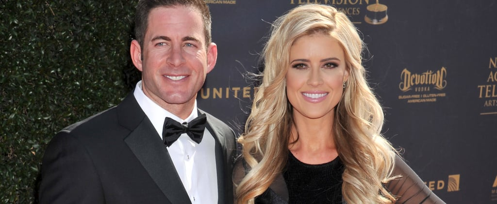 Tarek El Moussa Posted and Deleted a Joke About Christina