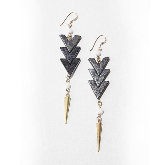 Candace Ang Hunting Earring, $70