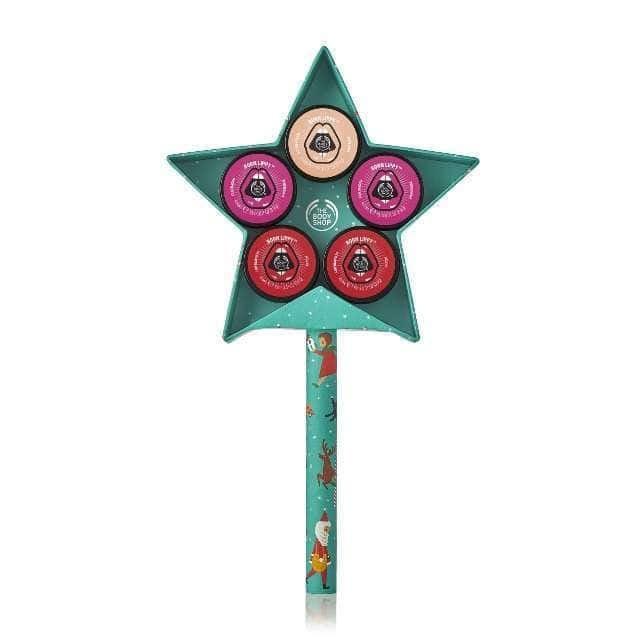 Born Lippy Festive Star gift box