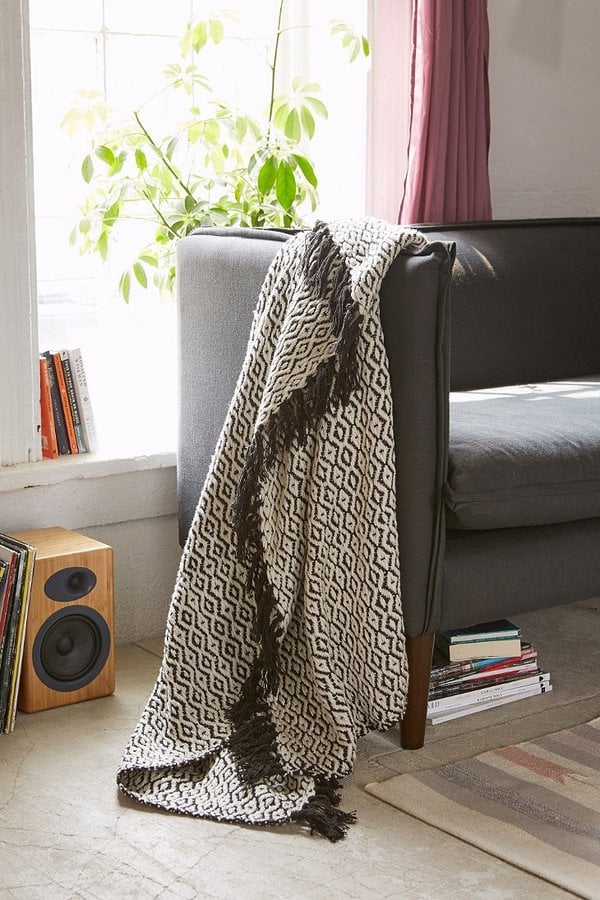 Magical Thinking Valentine Throw Blanket ($69)