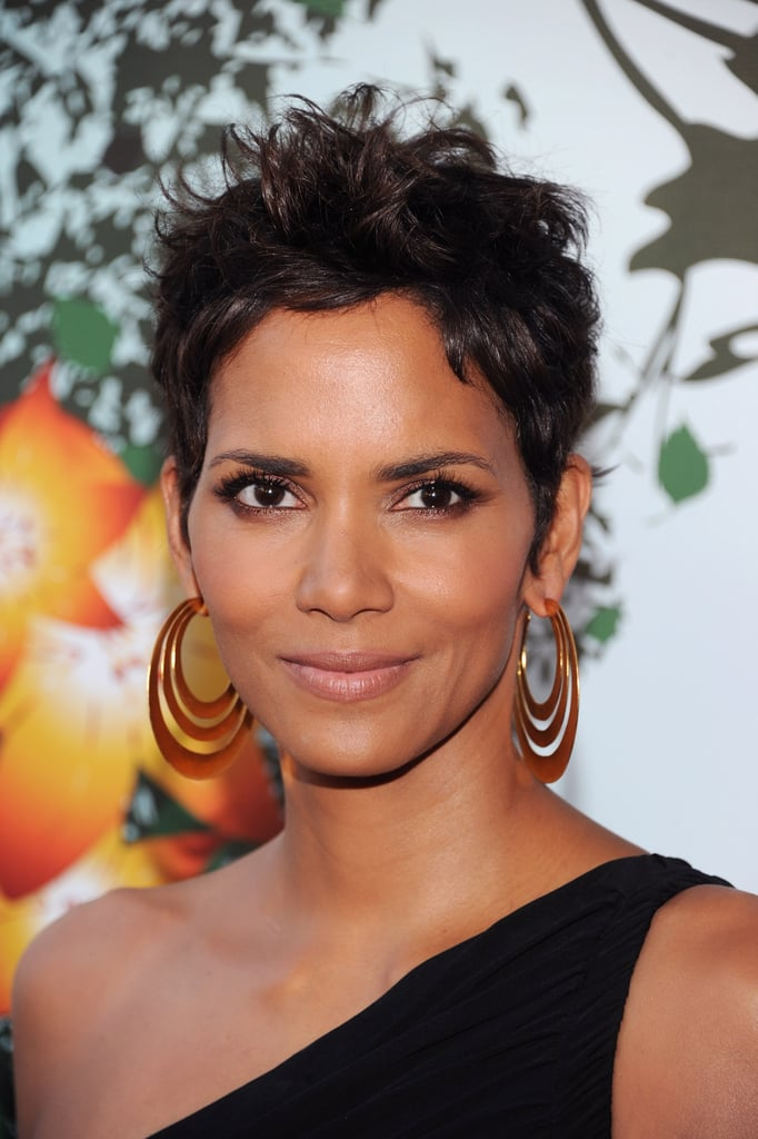 Halle Berry: Short and Sweet | Best Short Hairstyles For Summer ...
