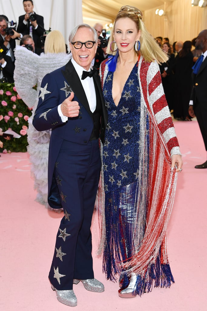 Tommy Hilfiger and Dee Hilfiger at the 2019 Met Gala
