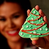 Frosted Holiday Cookies