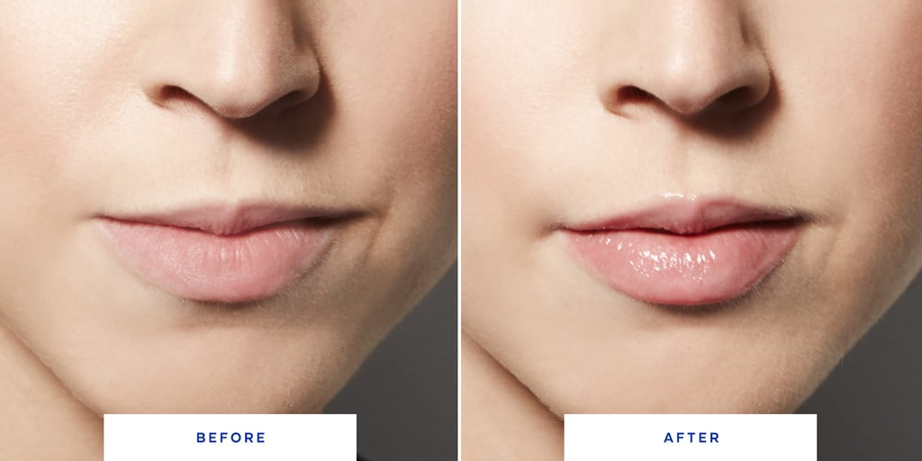 Lip Plumping Makeup Before and After | POPSUGAR Beauty Australia