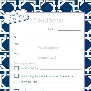 Back-to-School Items For Moms