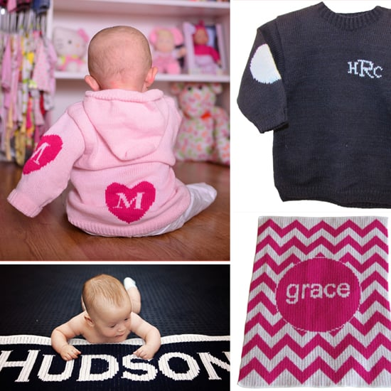 Personalized baby gifts popsugar moms negle Gallery