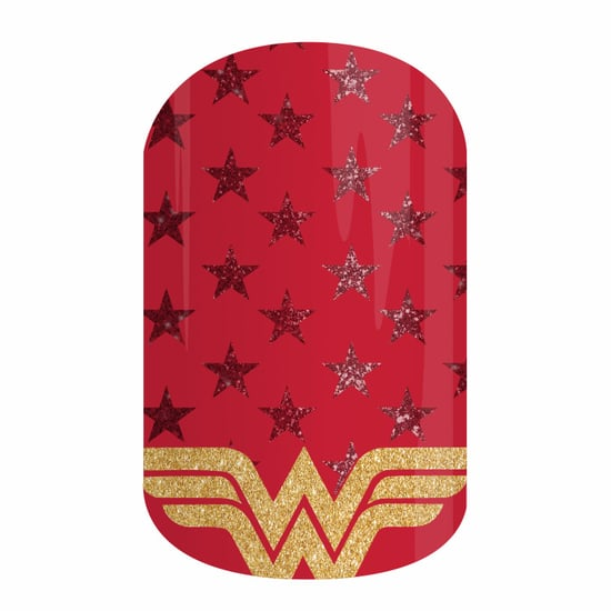 Jamberry Wonder Woman Nail Wraps