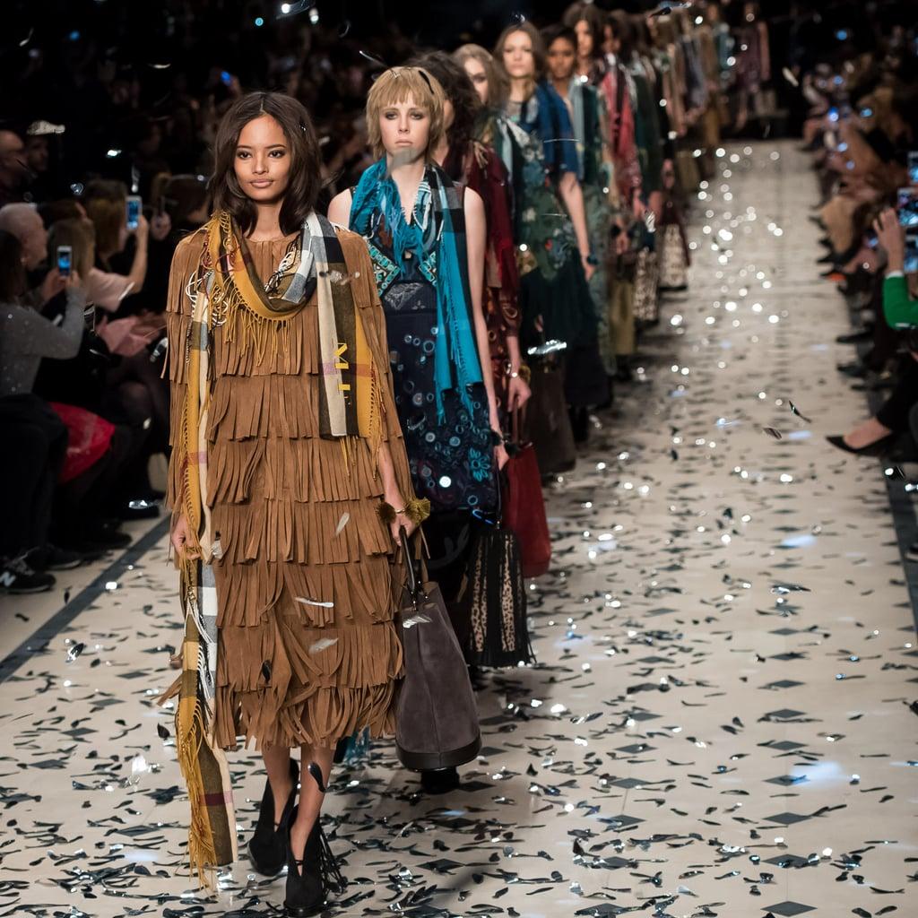 Burberry Prorsum Autumn 2015 Show   London Fashion Week