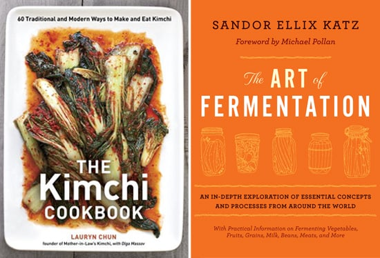 Fermented Food Cookbooks
