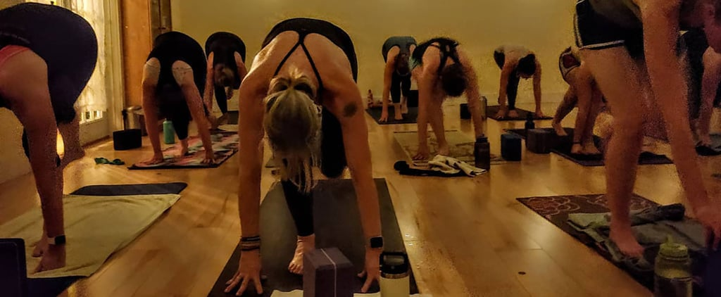 I Tried Inferno Hot Pilates, and This Is What It's Like