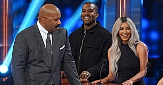 Kanye West Can't Stop Smiling on Family Feud — See All the Photos From the Upcoming Episode