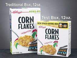 Image result for cereal box dimensions