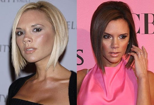 Do You Prefer Posh As a Blond or Brunette?
