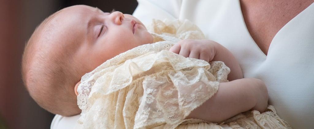 British Royal Kids' Christening Pictures