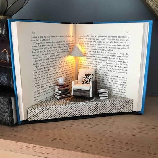 10 Bookshelf Dioramas That Are Basically Works of Art