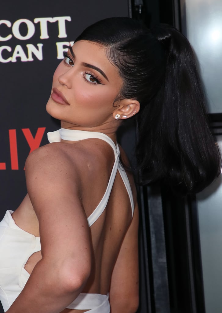 Kylie Jenner's Ombré French Manicure Trend