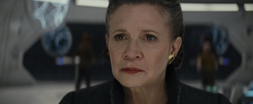 The Sweet Way Star Wars: The Last Jedi Honors the Late Carrie Fisher