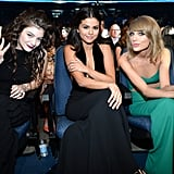 2014: She Chilled With Selena Gomez and Lorde