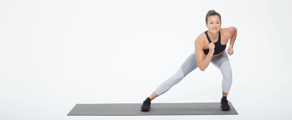 Tone Your Entire Body With This 5-Move Workout — and It's Printable